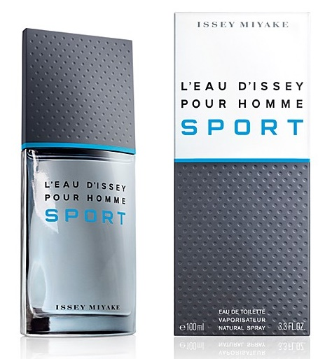 Issey Miyake L´Eau D´Issey pour Homme Sport, Toaletní voda, 100ml, Pánska vôňa, + AKCE: dárek zdarma