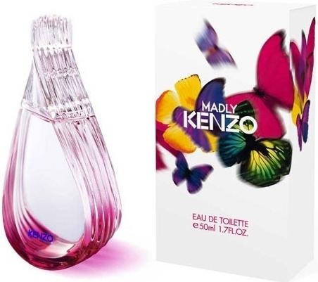Kenzo Madly Kenzo, Toaletní voda, 50ml, Dámska vôňa, + AKCE: dárek zdarma