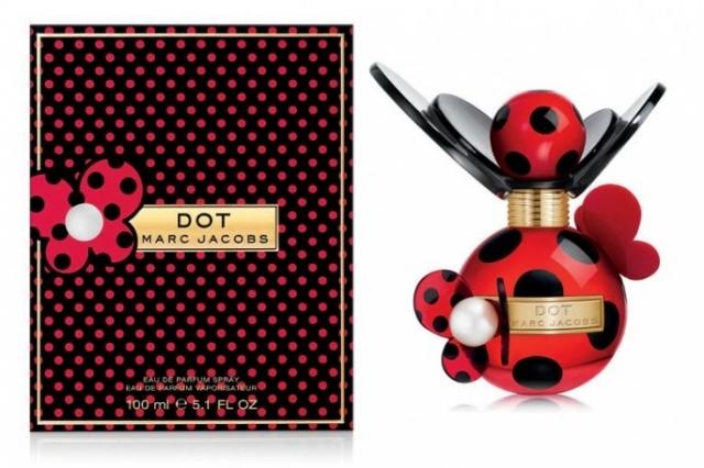 Marc Jacobs Dot, Parfémovaná voda, 100ml, Dámska vôňa, + AKCE: dárek zdarma