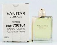 Versace Vanitas, Toaletní voda - Tester, 100ml, Dámska vôňa, + AKCE: dárek zdarma