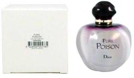 Christian Dior Pure Poison, Parfémovaná voda - Tester, 100ml, Dámska vôňa, + AKCE: dárek zdarma
