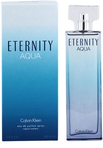 Calvin Klein Eternity Aqua for Her, Parfémovaná voda, 100ml, Dámska vôňa, + AKCE: dárek zdarma