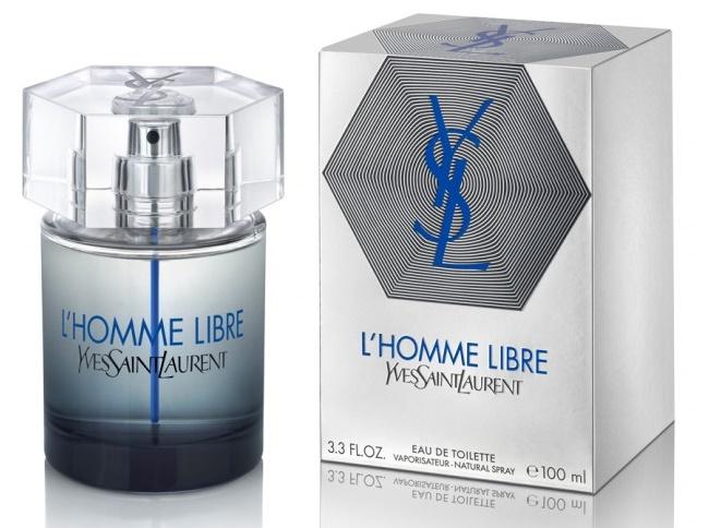 Yves Saint Laurent L´Homme Libre, Toaletní voda, 100ml, Pánska vôňa, + AKCE: dárek zdarma