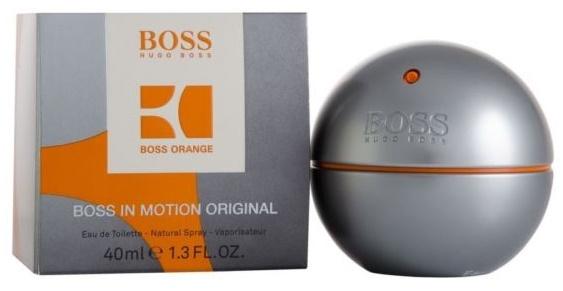 Hugo Boss In Motion, Toaletní voda, 40ml, Pánska vôňa, + AKCE: dárek zdarma