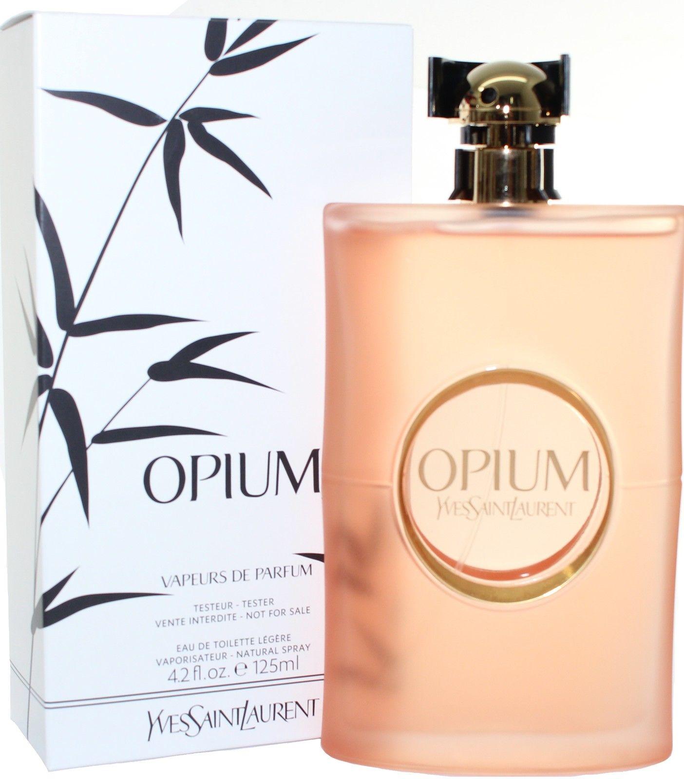 Yves Saint Laurent Opium Vapeurs de Parfum, Toaletní voda - Tester, 125ml, Dámska vôňa, + AKCE: dárek zdarma
