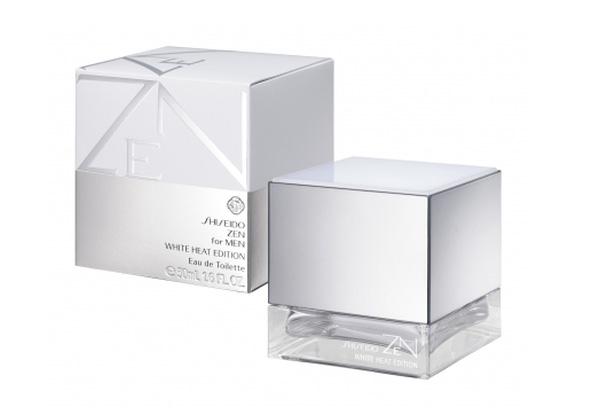 Shiseido Zen White Heat Edition for Men, Toaletní voda, 50ml, Pánska vôňa, + AKCE: dárek zdarma