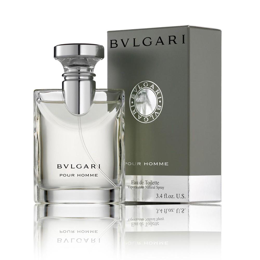 Bvlgari Bvlgari pour Homme, Toaletní voda, 100ml, Pánska vôňa, + AKCE: dárek zdarma