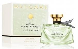Bvlgari Mon Jasmin Noir L´Eau Exquise, Toaletní voda, 50ml, Dámska vôňa, + AKCE: dárek zdarma