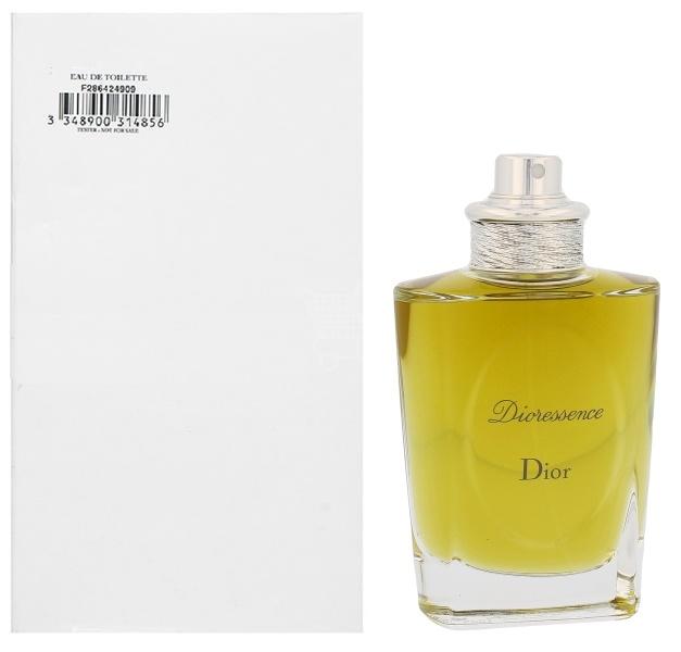 Christian Dior Dioressence, Toaletní voda - Tester, 100ml, Dámska vôňa, + AKCE: dárek zdarma