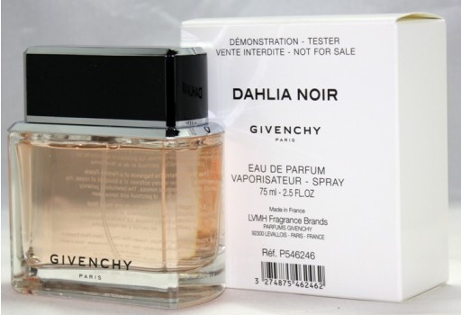 Givenchy Dahlia Noir, Parfémovaná voda - Tester, 75ml, Dámska vôňa, + AKCE: dárek zdarma
