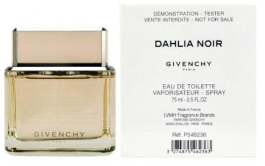 Givenchy Dahlia Noir, Toaletní voda - Tester, 75ml, Dámska vôňa, + AKCE: dárek zdarma