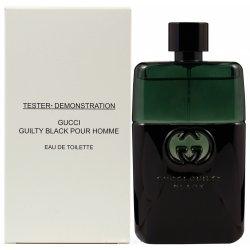 Gucci Guilty Black pour Homme, Toaletní voda - Tester, 90ml, Pánska vôňa