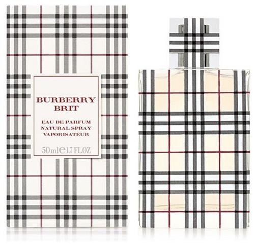 Burberry Brit, Parfémovaná voda, 50ml, Dámská vůně, + AKCE: dárek zdarma