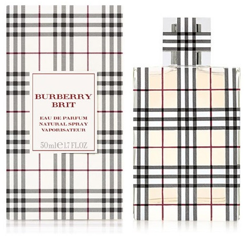 Burberry Brit, Parfémovaná voda, 50ml, Dámska vôňa, + AKCE: dárek zdarma