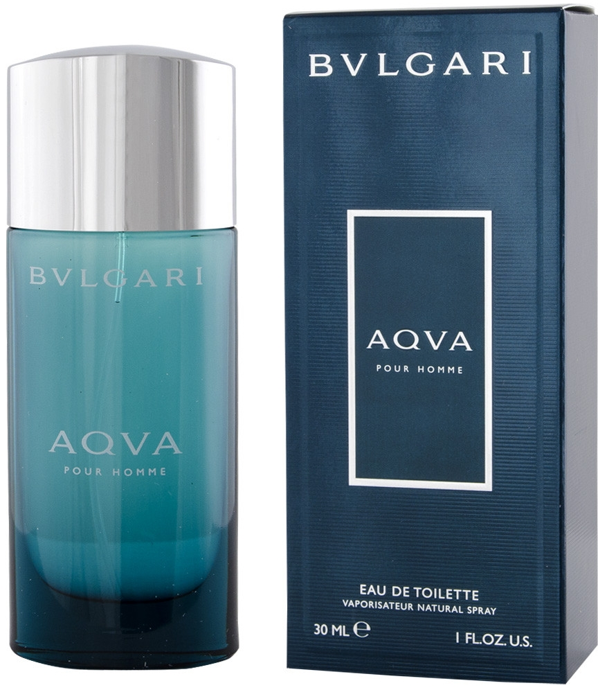 Bvlgari Aqua pour Homme, Toaletní voda, 30ml, Pánska vôňa, + AKCE: dárek zdarma