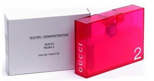 Gucci Rush 2, Toaletní voda - Tester, 75ml, Dámska vôňa, + AKCE: dárek zdarma
