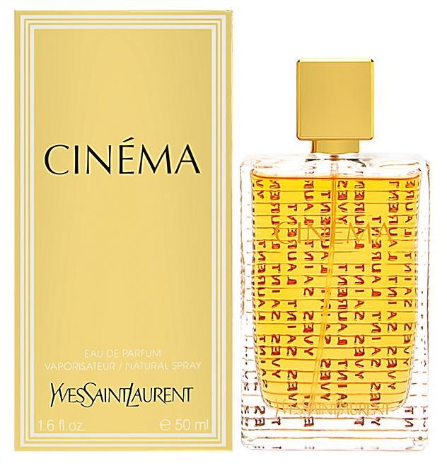 Yves Saint Laurent Cinema, Parfémovaná voda, 50ml, Dámska vůně, + AKCE: dárek zdarma