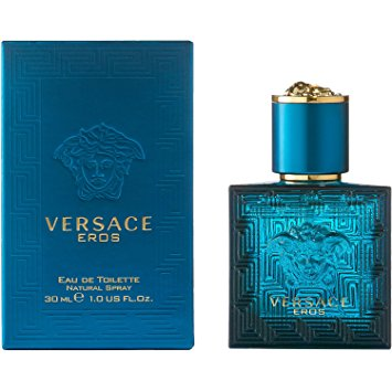 Versace Eros, Toaletní voda, 30ml, Pánska vôňa, + AKCE: dárek zdarma