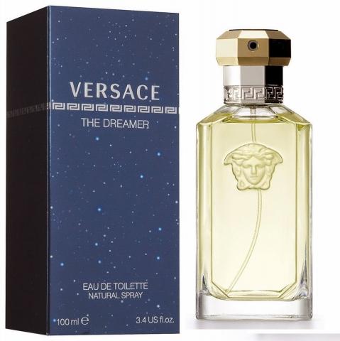 Versace The Dreamer, Toaletní voda, 50ml, Pánska vôňa, + AKCE: dárek zdarma