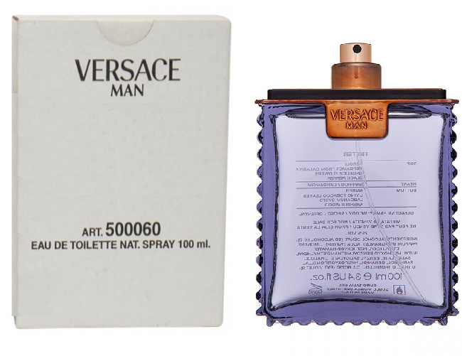 Versace Versace Man, Toaletní voda - Tester, 100ml, Pánska vôňa, + AKCE: dárek zdarma