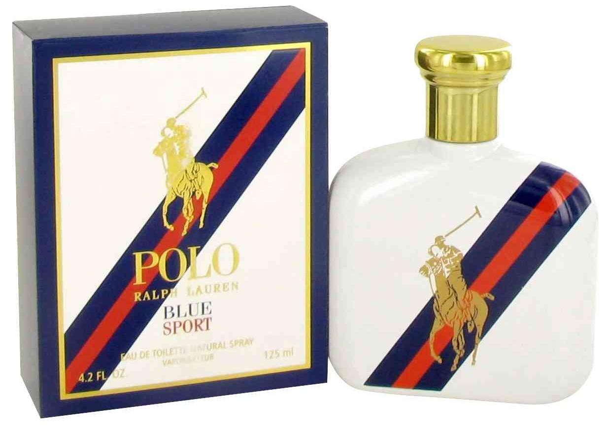 Ralph Lauren Polo Blue Sport, Toaletní voda, 125ml, Pánska vôňa, + AKCE: dárek zdarma