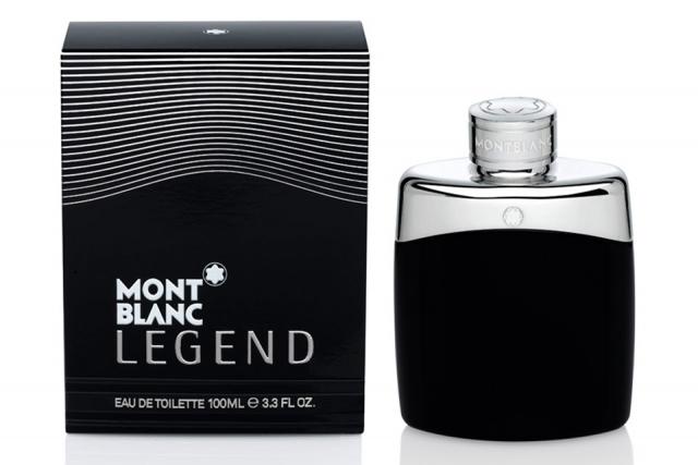 Mont Blanc Legend, Toaletní voda, 100ml, Pánska vôňa, + AKCE: dárek zdarma
