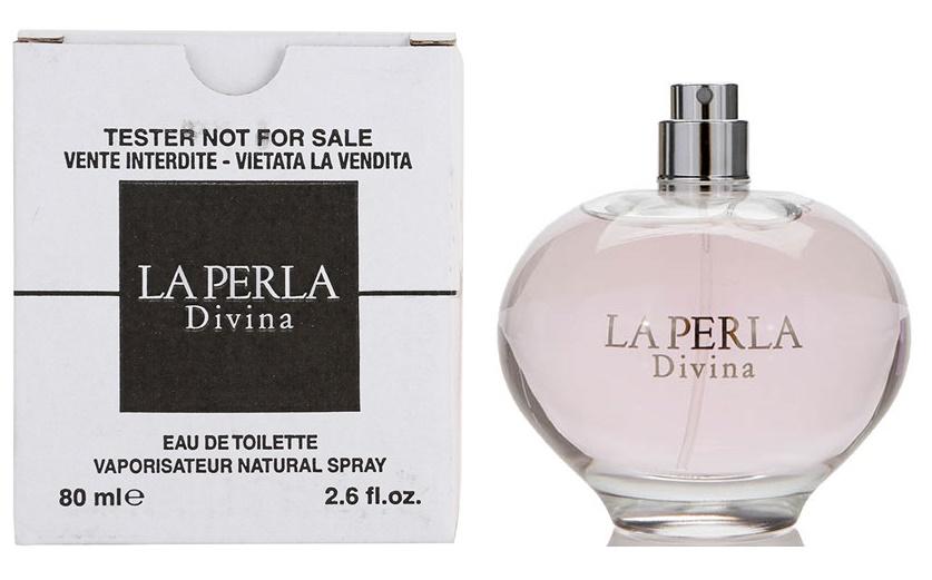 La Perla Divina, Toaletní voda - Tester, 80ml, Dámska vôňa, + AKCE: dárek zdarma