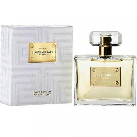 Versace Gianni Couture, Dárková sada, parfémovaná voda 90ml + tělové mléko 100ml + kabelka, Dámska vôňa, + AKCE: dárek zdarma
