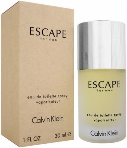 Calvin Klein Escape for Men, Toaletní voda, 30ml, Pánska vôňa, + AKCE: dárek zdarma