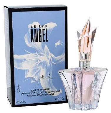 Thierry Mugler Angel Le Lys, Parfémovaná voda, 25ml, Dámska vôňa, + AKCE: dárek zdarma