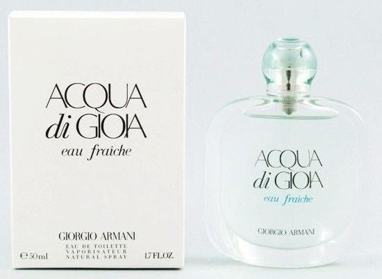 Giorgio Armani Acqua di Gioia Eau Fraiche, Toaletní voda - Tester, 50ml, Dámska vôňa, + AKCE: dárek zdarma