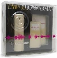 Giorgio Armani Emporio She, Dárková sada, parfémovaná voda 50ml + hodinky, Dámska vôňa, + AKCE: dárek zdarma