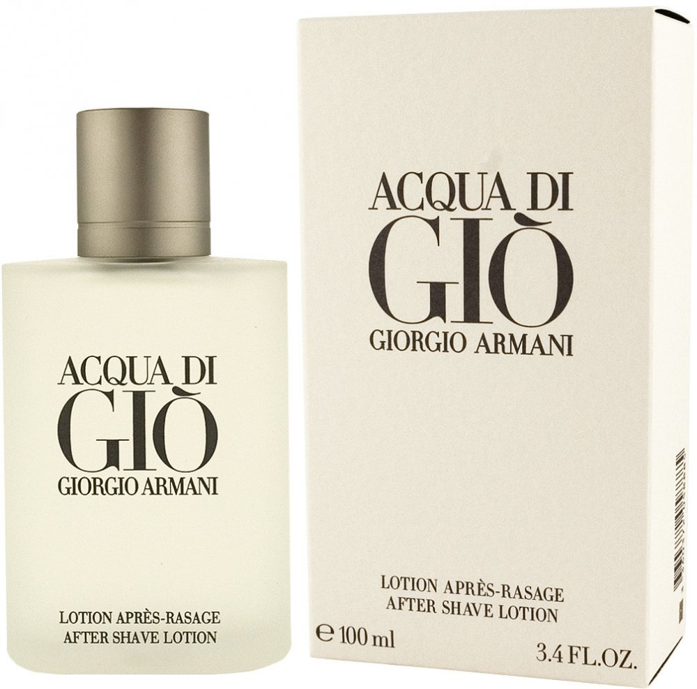 Giorgio Armani Acqua di Gio pour Homme, Voda po holení, 100ml, Pánska vôňa, + AKCE: dárek zdarma