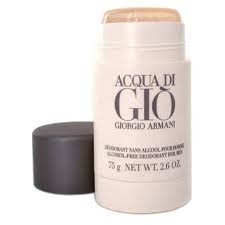 Giorgio Armani Acqua di Gio pour Homme, Deostick, 75g, Pánska vôňa, + AKCE: dárek zdarma