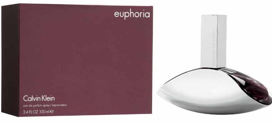 Calvin Klein Euphoria, Parfémovaná voda, 100ml, Dámska vôňa, + AKCE: dárek zdarma