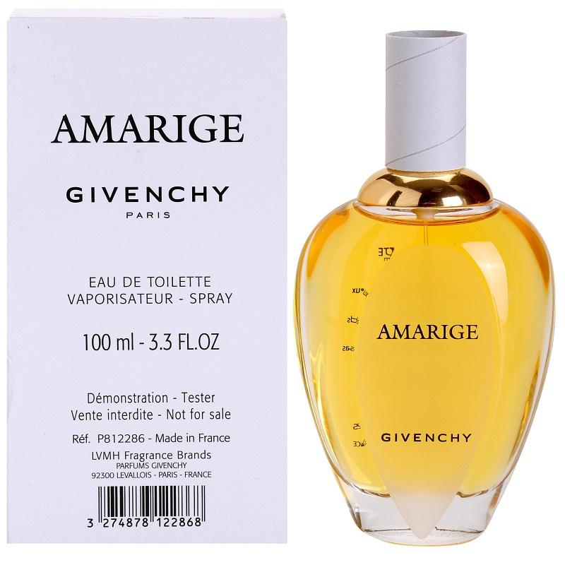 Givenchy Amarige, Toaletní voda - Tester, 100ml, Dámska vôňa, + AKCE: dárek zdarma