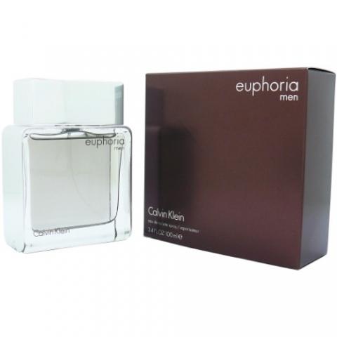 Calvin Klein Euphoria for Men, Toaletní voda, 100ml, Pánska vôňa, + AKCE: dárek zdarma