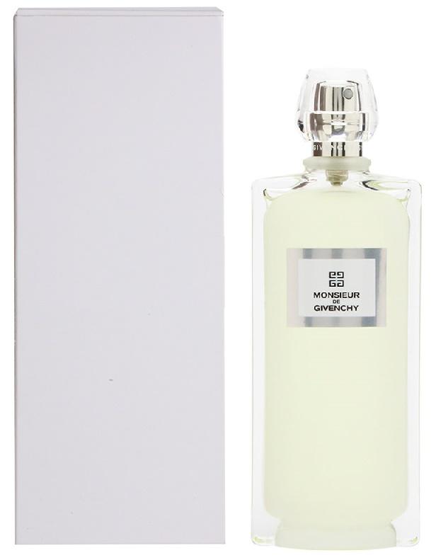 Givenchy Monsieur de Givenchy, Toaletní voda - Tester, 100ml, Pánska vôňa, + AKCE: dárek zdarma
