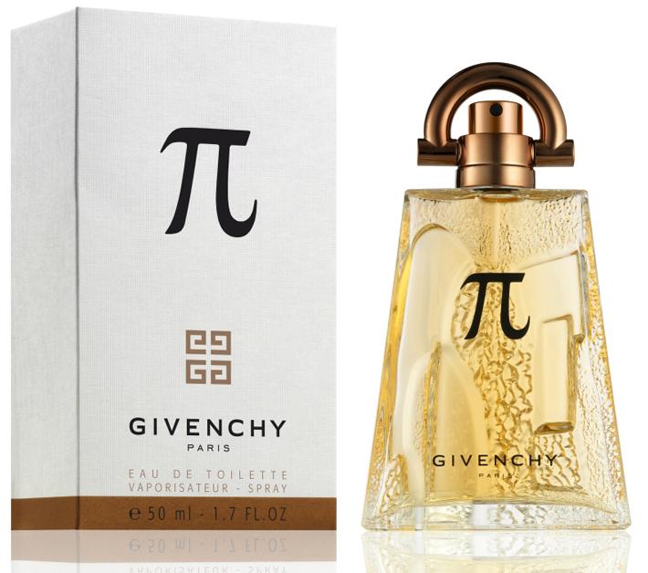 Givenchy Pí, Toaletní voda, 50ml, Pánska vôňa, + AKCE: dárek zdarma