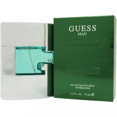 Guess Guess pour Homme, Toaletní voda, 75ml, Pánska vôňa, + AKCE: dárek zdarma