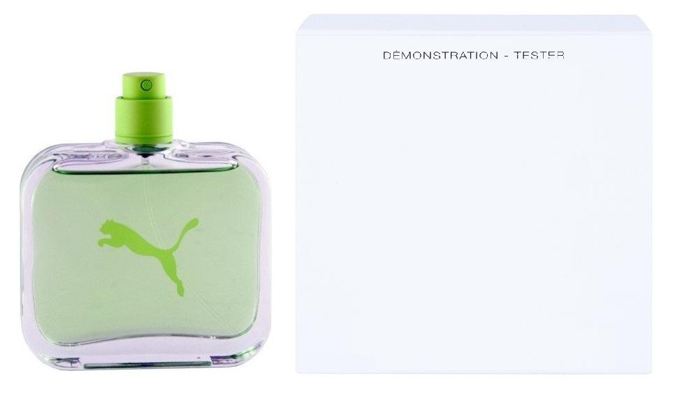Puma Green Man, Toaletní voda - Tester, 60ml, Pánska vôňa, + AKCE: dárek zdarma