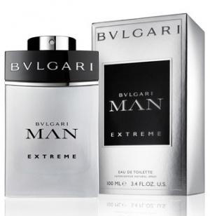 Bvlgari Man Extreme, Toaletní voda, 60ml, Pánska vôňa, + AKCE: dárek zdarma