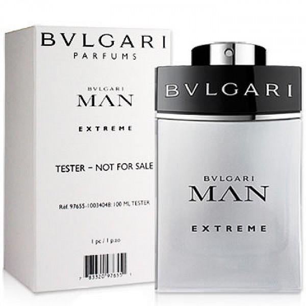 Bvlgari Man Extreme, Toaletní voda - Tester, 100ml, Pánska vôňa, + AKCE: dárek zdarma
