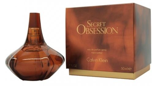 Calvin Klein Secret Obsession, Parfémovaná voda, 50ml, Dámska vôňa, + AKCE: dárek zdarma