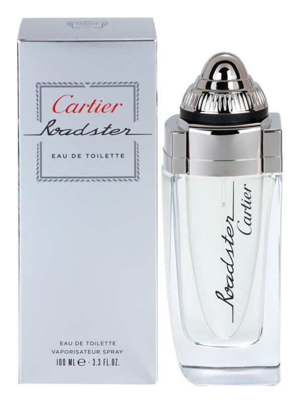 Cartier Roadster, Toaletní voda, 100ml, Pánska vôňa, + AKCE: dárek zdarma
