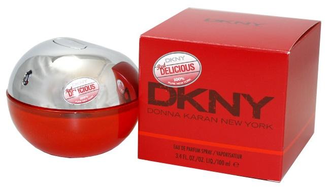 DKNY Red Delicious, Parfémovaná voda, 100ml, Dámska vôňa, + AKCE: dárek zdarma