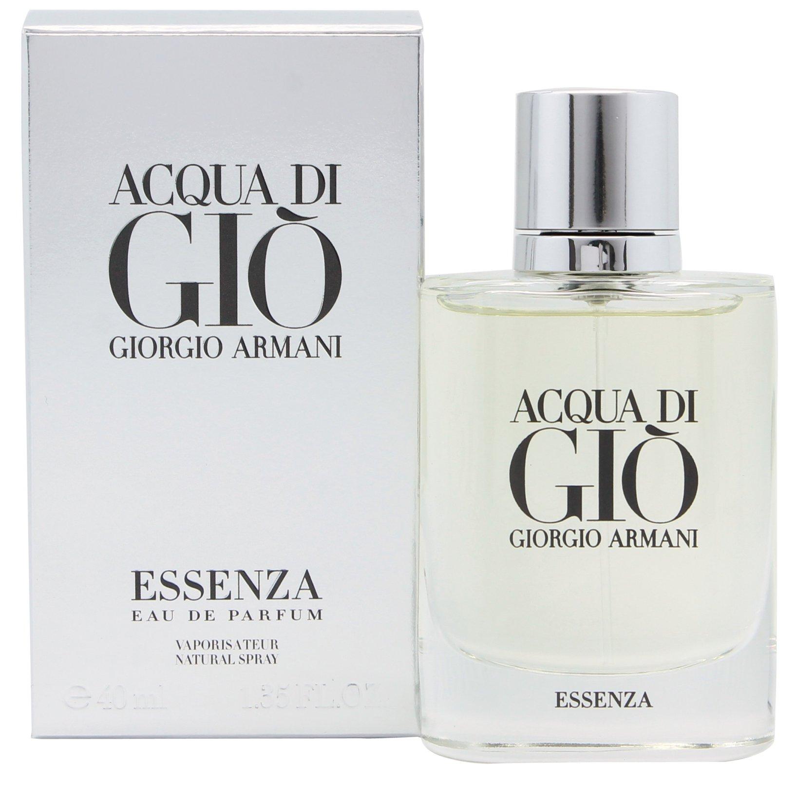 Giorgio Armani Acqua Di Gio Essenza, Parfémovaná voda, 40ml, Pánska vôňa, + AKCE: dárek zdarma