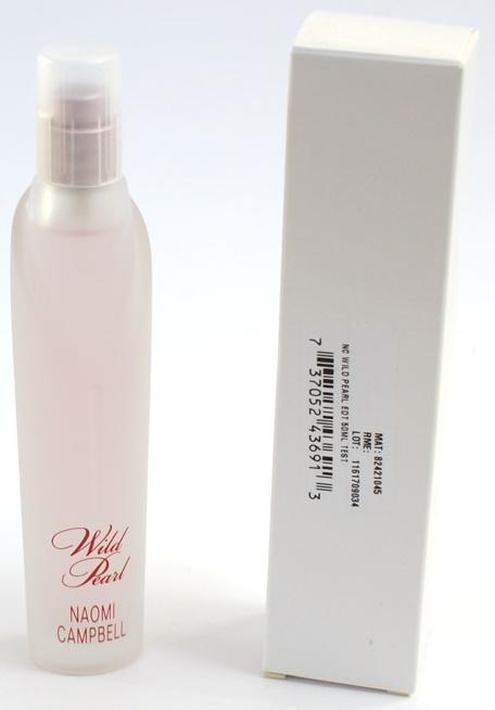 Naomi Campbell Wild Pearl, Toaletní voda - Tester, 50ml, Dámska vôňa, + AKCE: dárek zdarma