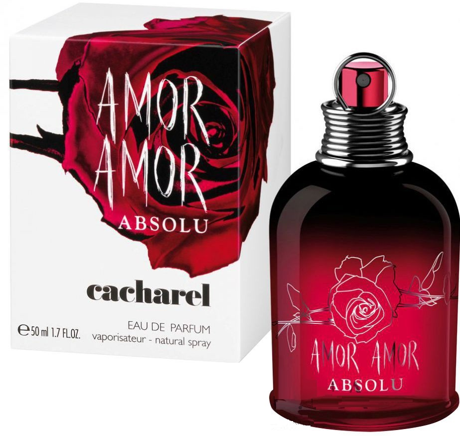 Cacharel Amor Absolu, Parfémovaná voda, 50ml, + AKCE: dárek zdarma