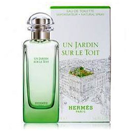 Hermes Un Jardin Sur Le Toit, Toaletní voda, 50ml, + AKCE: dárek zdarma